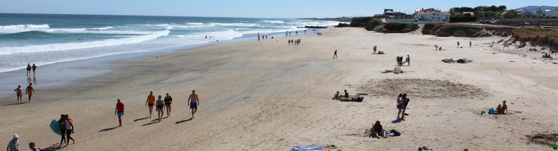 Playa en San Pedro de Benquerencia
