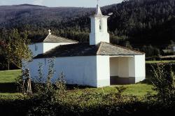 """Capilla de """"Santo Estevo da Pagá"""""""