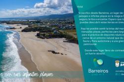 Postal digital Barreiros - Playas ESP