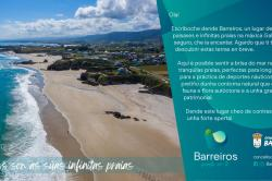 Postal digital Barreiros - Playas GAL