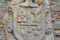 """Escudo del """"Pazo de Triana"""""""