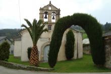 Celeiro de Mariñaos - Iglesia parroquial