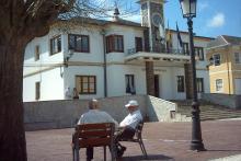 San Cosme - Plaza del Ayuntamiento