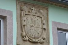 San Miguel - Escudo Pazo de Outeiro