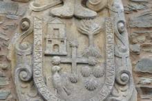 San Miguel - Escudo Pazo de Triana