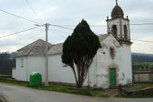 San Xulián de Cabarcos - Iglesia parroquial