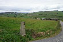 Vilamartín Pequeno - Camino Norte de Santiago de Compostela