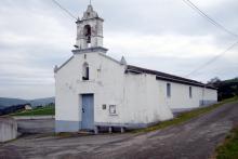 Iglesia parroquial de Vilamartín Pequeno